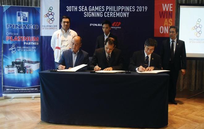 Pinaco tang thuong cho tat ca VDV doat huy chuong vang SEA Games 2019 hinh anh 2