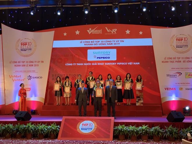 Suntory PepsiCo VN vao top 100 doanh nghiep nop thue thu nhap cao nhat hinh anh 2  Suntory PepsiCo VN vào top 100 doanh nghiệp nộp thuế thu nhập cao nhất IMG 6902