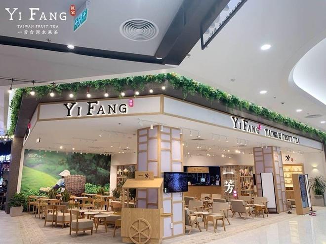 Tra hoa qua YiFang khai truong tai AEON Mall Ha Dong hinh anh 1
