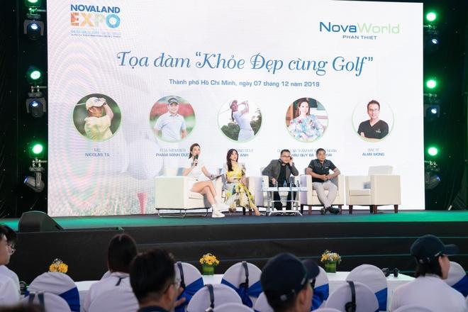 Phan Thiet sap co cum san golf tieu chuan quoc te hinh anh 1