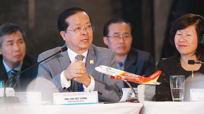 Hoi nghi ban cach phat trien hang khong tai dien dan cap cao du lich hinh anh 1  - image001_1 - Hội nghị bàn cách phát triển hàng không tại diễn đàn cấp cao du lịch
