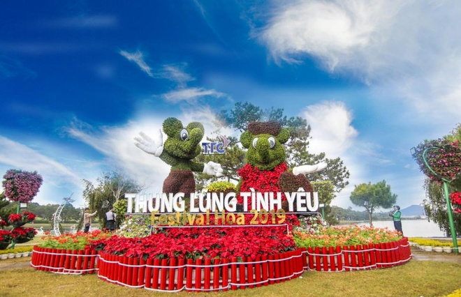 Nhung diem check-in phai den dip festival hoa va Giang sinh tai Da Lat hinh anh 4 image005.jpg