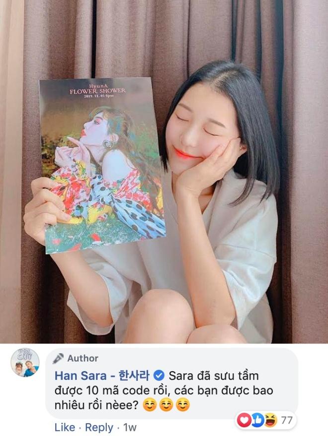 Dan sao Viet chia se hanh trinh san ve xem HyunA bieu dien hinh anh 1 10.jpg