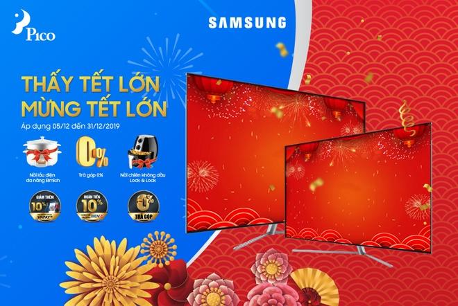 'Thay Tet lon, mung Tet lon' cung Pico va Samsung hinh anh 1 ANH_1.jpg