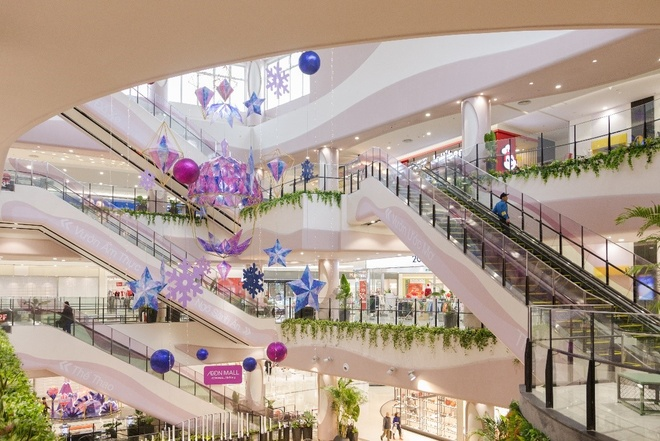 San hang hieu tu 'con mua uu dai' cua AEON Mall Ha Dong hinh anh 6 ad_1.jpg