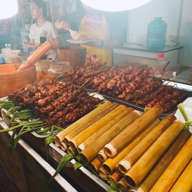 Hoi cho mua sam,  am thuc hang Viet Nam - Thai Lan anh 4
