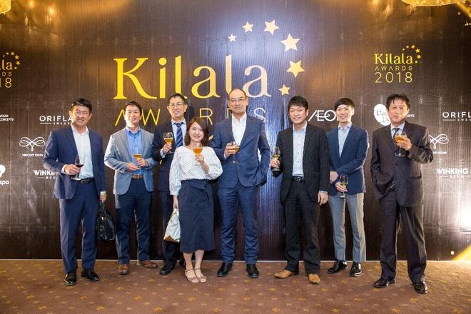 Helly Tong se gop mat tai le vinh danh thuong hieu Nhat Kilala Awards hinh anh 1 image001_3.jpg