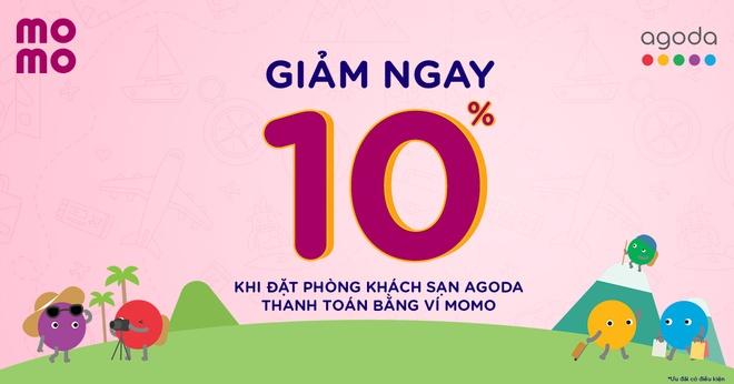 Vi vu mua Tet voi uu dai 10% khong gioi han tu MoMo va Agoda hinh anh 1 image001.jpg