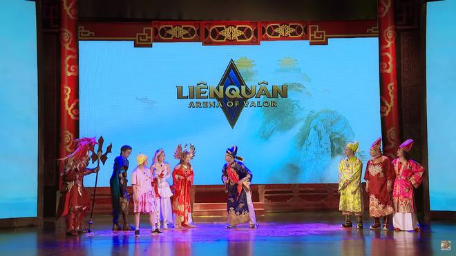 Xuan Bac, Tu Long, Van Dung gop mat trong Tao Lien Quan hinh anh 1 image001.png