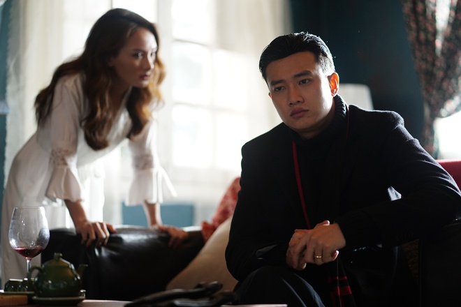 Moi tinh ac mong cua Quoc Truong va Bao Thanh trong 'Doi mat am duong' hinh anh 4 ADBV01_03.JPG