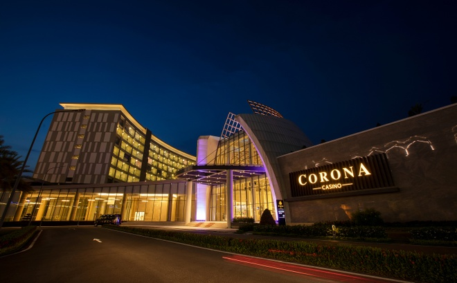 Casino dau tien cho nguoi Viet tai Phu Quoc, rong 17.000 m2 hinh anh 1 corona_1.jpg