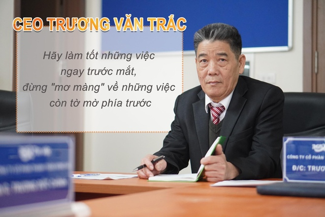 CEO Truong Van Trac anh 1