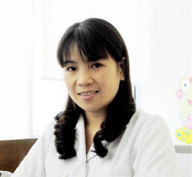 PGS.TS Nguyễn Thị Việt Hà - Trưởng khoa Tiêu hóa BV Nhi Trung ương.