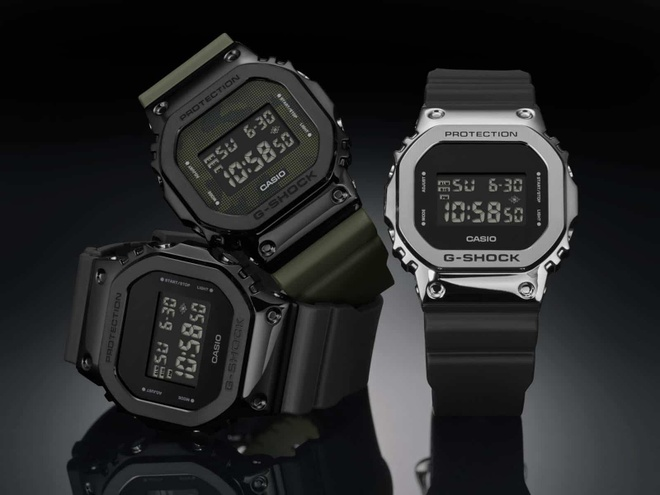 Dong ho Casio G-Shock anh 2