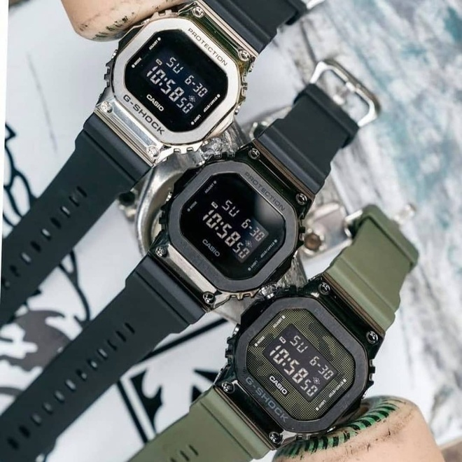 Dong ho Casio G-Shock anh 1