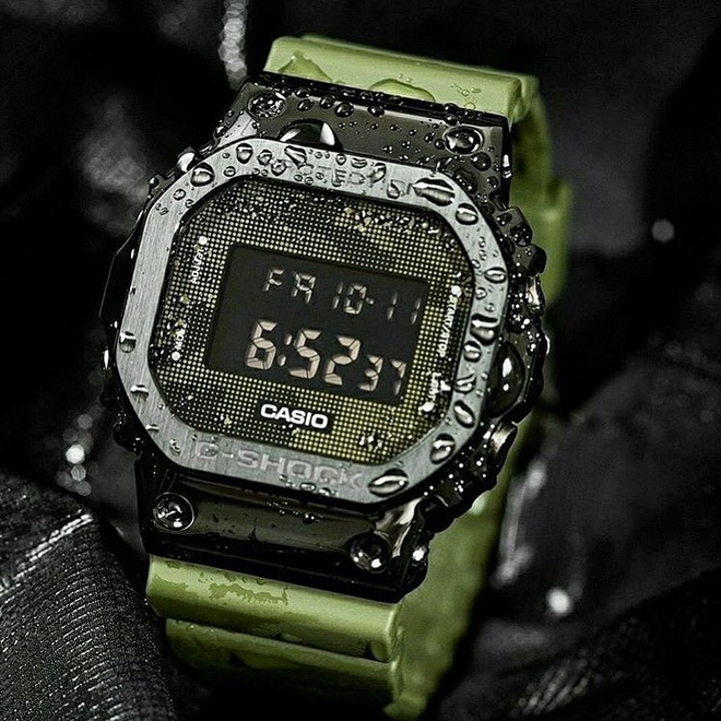 Dong ho Casio G-Shock anh 4