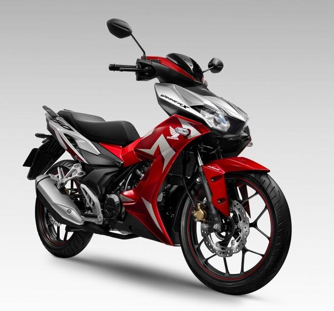 Honda Viet Nam tung uu dai cho khach mua xe Winner va Winner X hinh anh 1 WINNER_X.jpg
