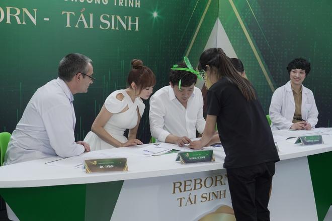 Tran Thanh, Minh Hang dong y tai tro 1 ty cho 9X phau thuat tham my hinh anh 3 reborn_truoc_3.JPG