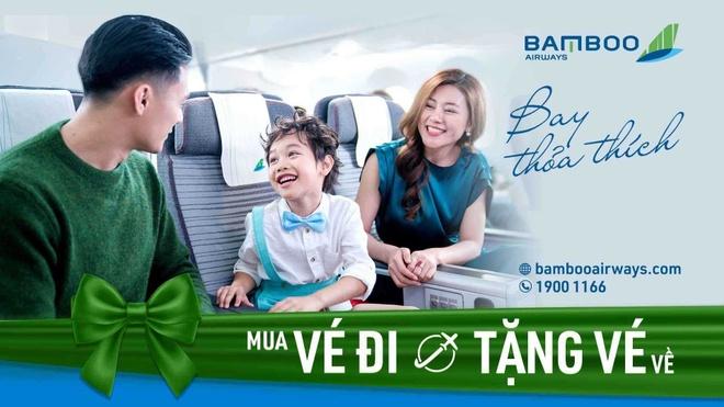 Bamboo Airways tang ve chieu ve tat ca chang noi dia hang thuong gia hinh anh 3 Anh_1..jpg