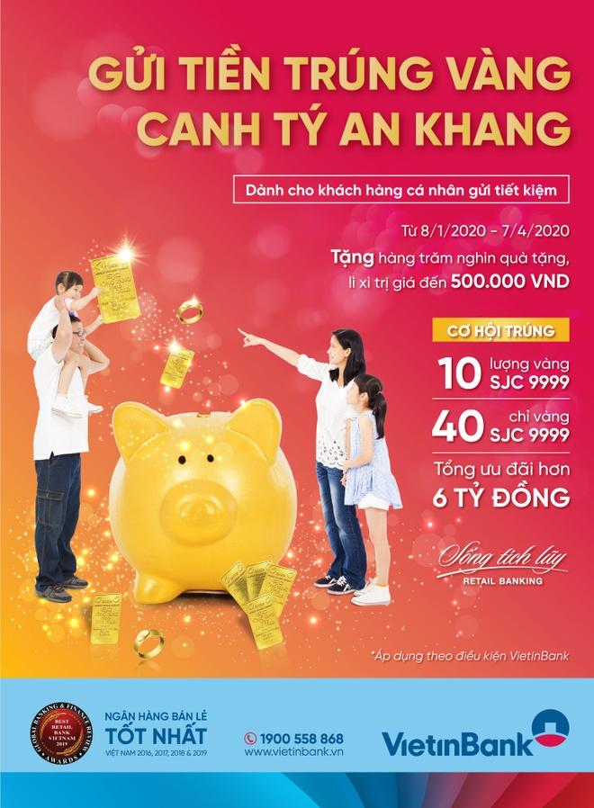 VietinBank tung khuyen mai cho khach ca nhan gui tiet kiem hinh anh 1 Poster_Gui_tien_trung_vang_final1.jpg