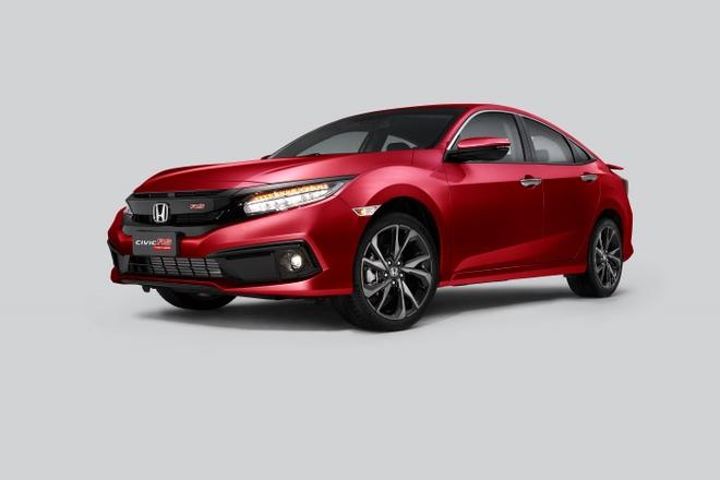 Honda Civic RS them mau moi the thao, gia 934 trieu dong hinh anh 1 honda_civic_2.jpg