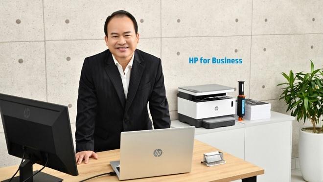 CEO BizUni: 'Thiet bi cong nghe giup tao nen san pham chin chu nhat' hinh anh 1 image001_5.jpg
