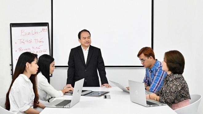 CEO BizUni: 'Thiet bi cong nghe giup tao nen san pham chin chu nhat' hinh anh 2 image003_3.jpg