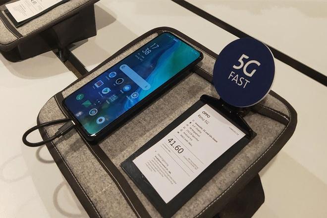 Cong nghe 5G co loi gi cho nguoi dung Oppo Find X2? hinh anh 1 3._Reno_5G_la_smartphone_5G_thuong_mai_dau_tien_tai_Chau_Au.jpg