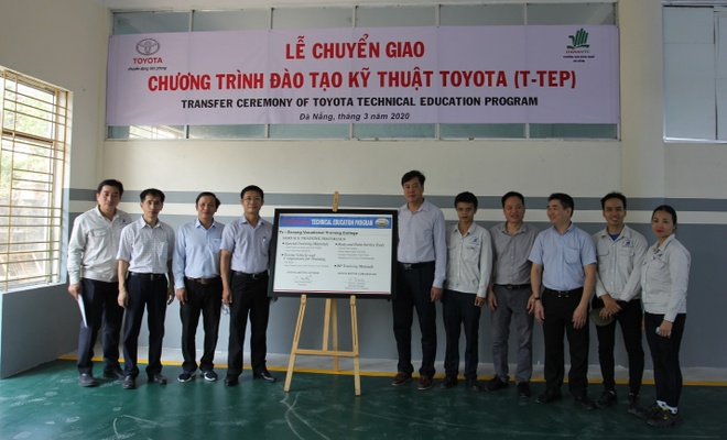 Hanh trinh 20 nam 'nuoi duong' lao dong lanh nghe cua Toyota hinh anh 1 image001_4.jpg