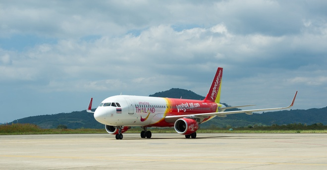 Vietjet mo ban hon 1 trieu ve tu 6.500 dong cho cac duong bay Thai Lan hinh anh 1 Vietjet_1_.jpg  Vietjet mở bán hơn 1 triệu vé từ 6.500 đồng cho các đường bay Thái Lan Vietjet 1