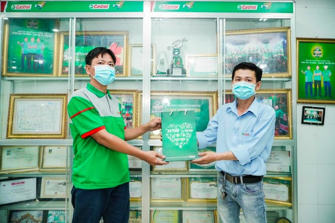 castrol anh 1