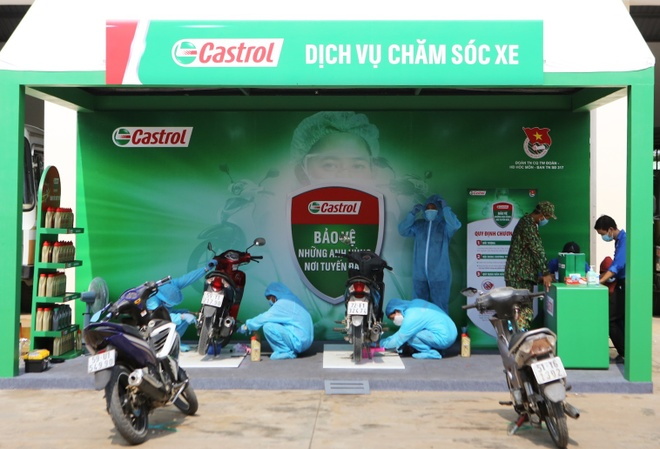 castrol anh 6