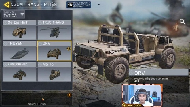 Streamer Viet danh gia cao game Call of Duty: Mobile VN hinh anh 2 image003_1.jpg