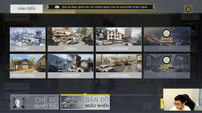 Streamer Viet danh gia cao game Call of Duty: Mobile VN hinh anh 3 image005.jpg