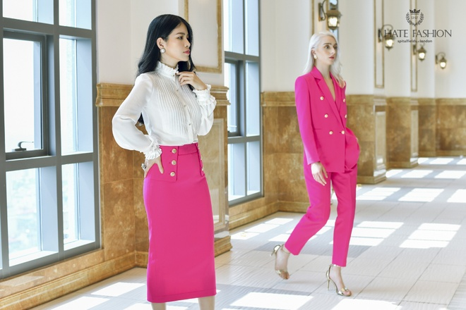 I Hate Fashion ra mat BST xuan he 'Blooming in colors' hinh anh 1 1.jpg