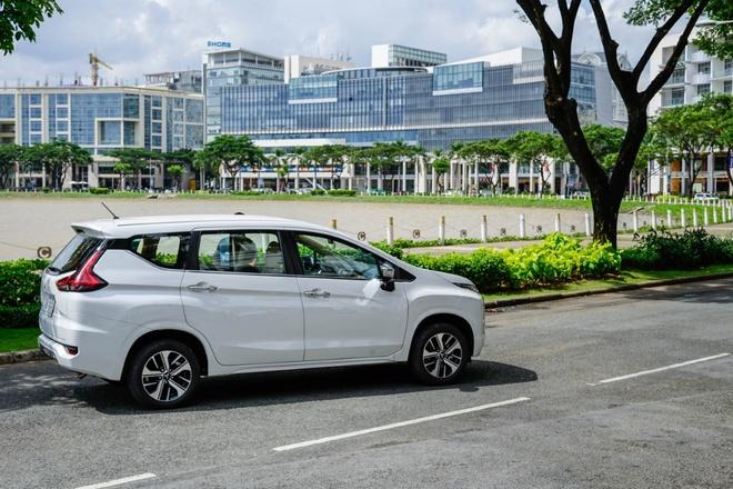 Mitsubishi Xpander anh 1