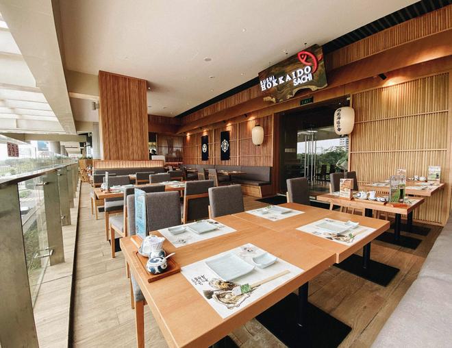 Sushi Hokkaido Sachi anh 1