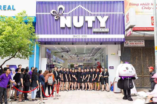 Nuty Cosmetics anh 2