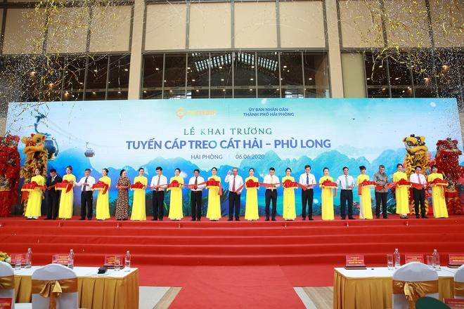 Cap treo Cat Hai - Phu Long anh 2