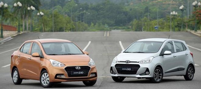 Hyundai Grand i10 anh 1