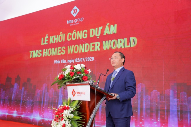 TMS Homes Wonder World anh 1