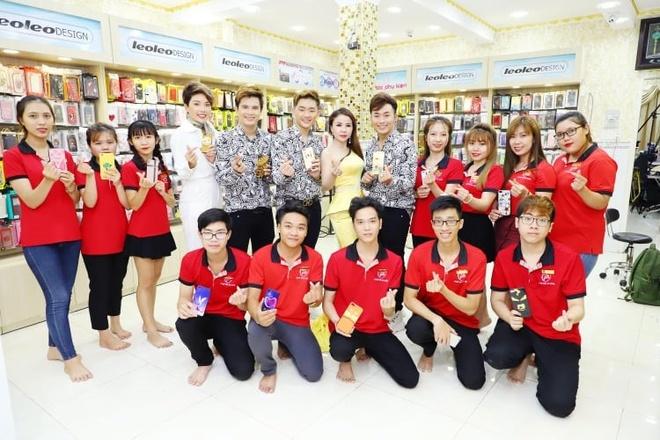 Phu kien dien thoai Phuong Bac anh 4