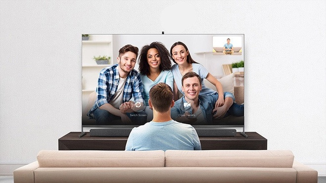 TV QLED 2020 anh 1