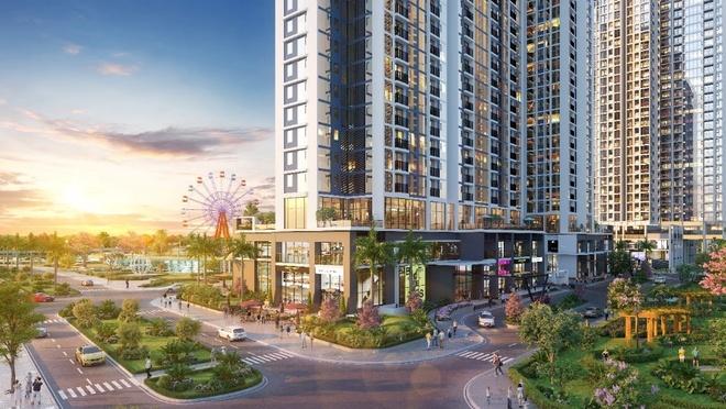 Dự án căn hộ cao cấp Eco Green Saigon sắp mở bán shophouse