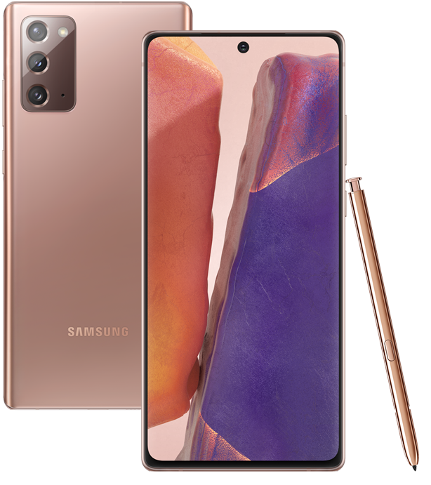 Samsung Galaxy Note20 5G anh 4