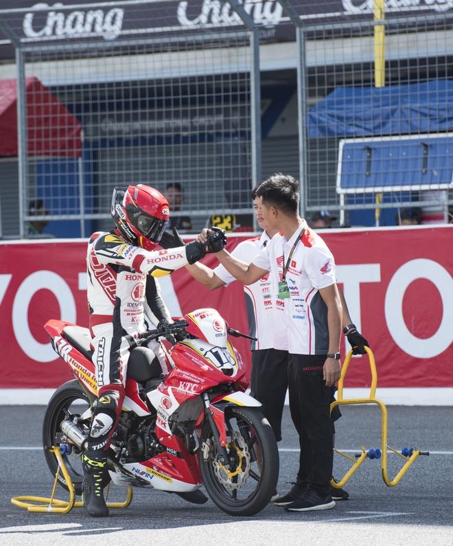 Honda Racing Vietnam anh 2