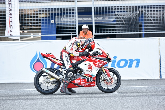 Honda Racing Vietnam anh 4