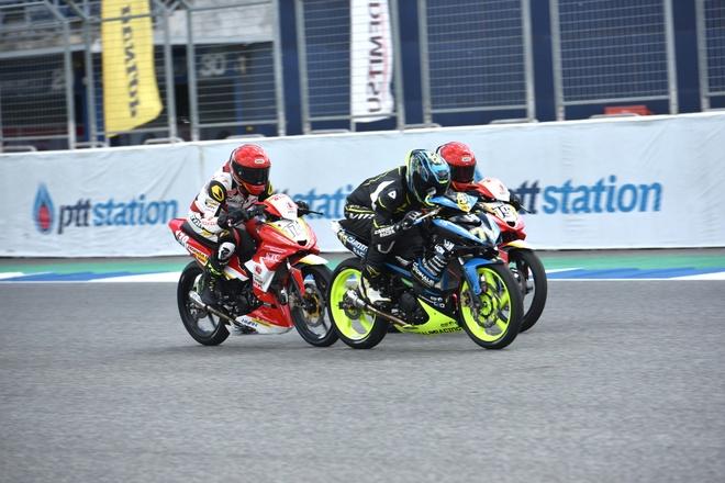 Honda Racing Vietnam anh 1