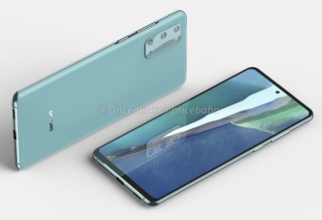Samsung Galaxy S20 FE anh 2