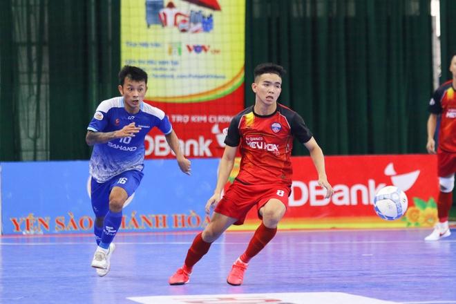 Nc247info tổng hợp: Thắng đậm Đà Nẵng, Sahako giành vị trí á quân giải futsal VĐQG mùa 2